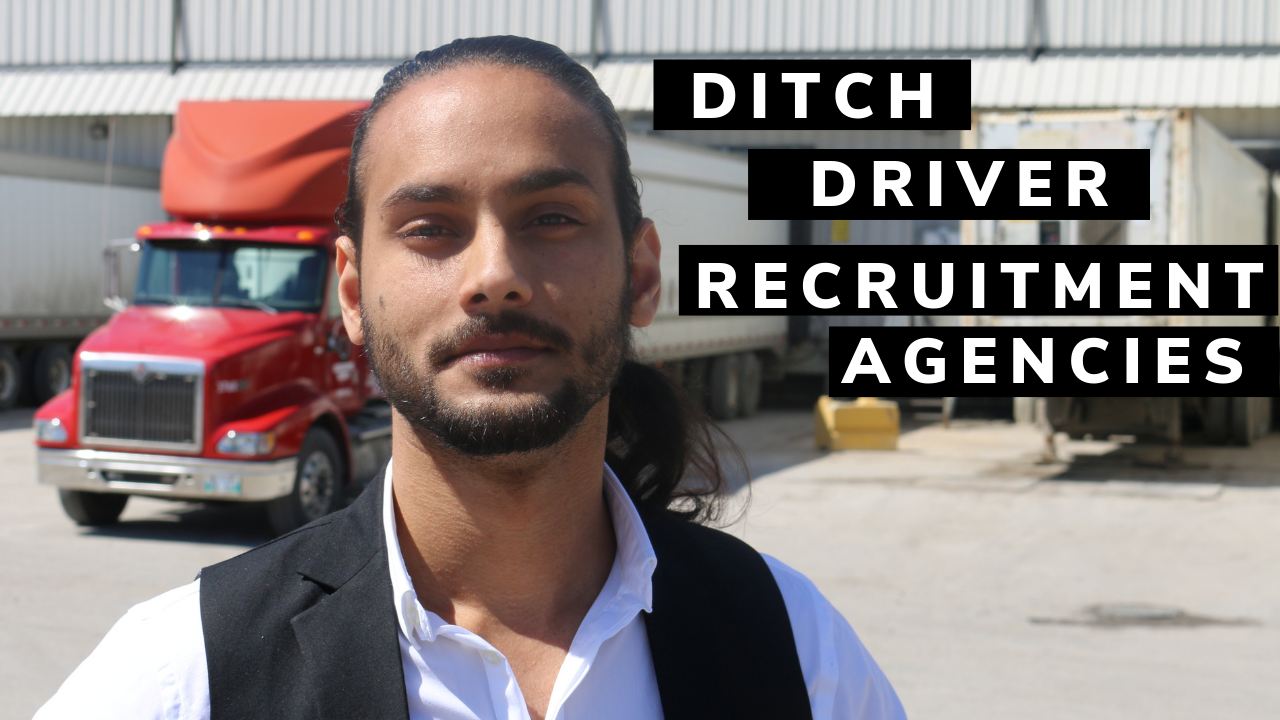 DITCH DRIVER RECRUITEMENT AGENCIES